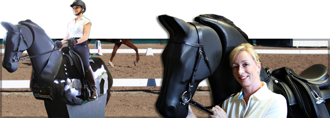 Dressage simulator